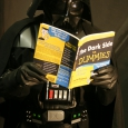 Darth Vader gets clued up on the Dark Side