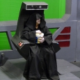 The Emperor on the Death Star (popcorn anyone)