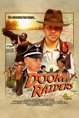 Doom Raiders poster