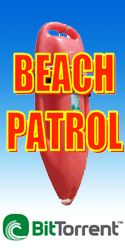Beach Patrol DVD available via Bittorrent