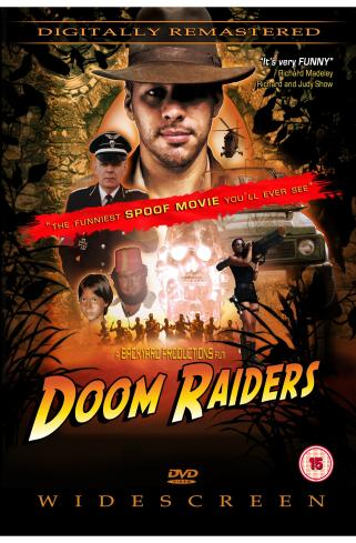Doom Raiders DVD cover