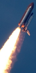 BYP see a Space Shuttle Launch