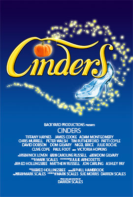 Cinders poster