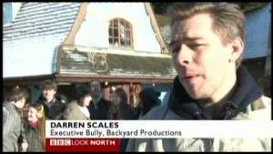 Cinders News Report