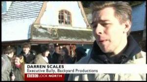 Cinders News Report