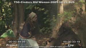 Cinders and Old Woman TEST SCENE