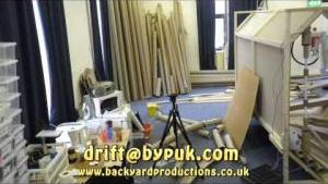 Set Building Time lapse 24 Sep 2011