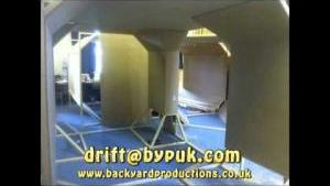 Set Building Time lapse 25 Sep 2011