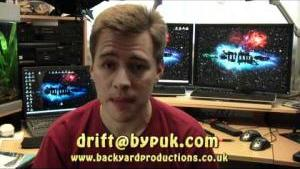 The Drift Announcement &#8211; Backyard Productions