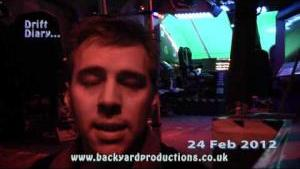 Drift Diary 24 February 2012