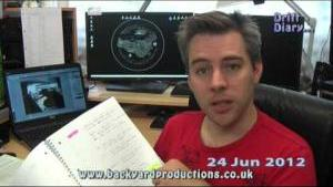 Drift Diary 24 June 2012