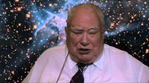 Thanks Sir Patrick Moore – A tribute from Backyard Productions UK