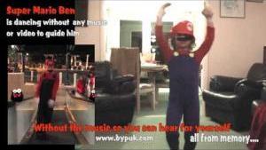 Super Mario Ben – Dance