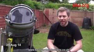ICE BUCKET CHALLENGE – Darren Scales – NEXT @Simonpegg – @withjohnhurt – @mattGambell