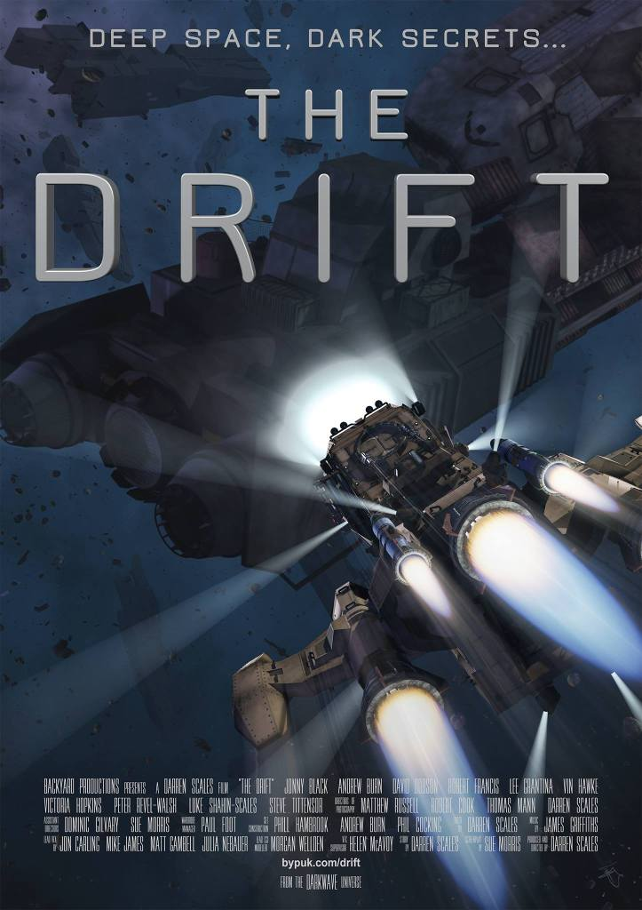 Drift DVD Premiere Edition front